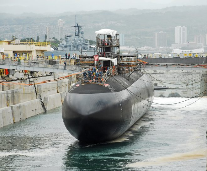 Interview: NAVSEA 'Headed in the Right Direction' After Years of Maintenance Backlogs