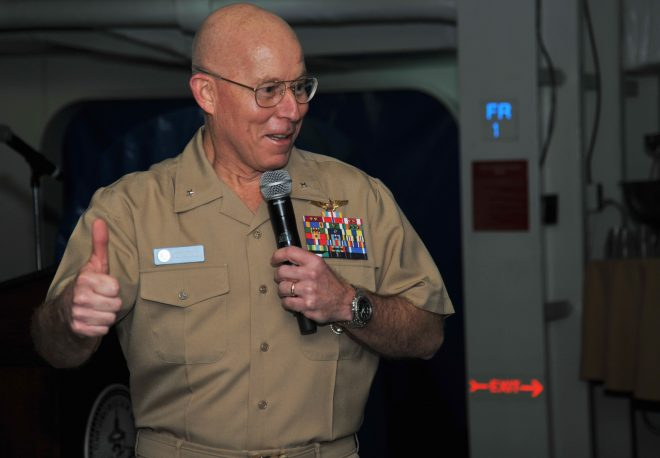 Rear Adm. DeWolfe Miller Nominated to be Navy's Next Air Boss; Rear Adm. Conn to Take Over OPNAV N98