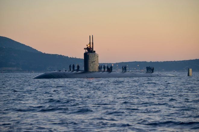 Attack Sub USS Boise Set for Private Yard Maintenance in 2019 After Public Yard Backlog Defers Job