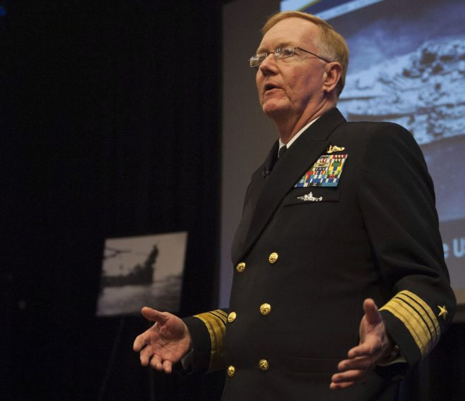 Foggo Tapped To Lead U.S. Naval Forces Europe, Africa; U.S. 5th Fleet Donegan to Director of Navy Staff