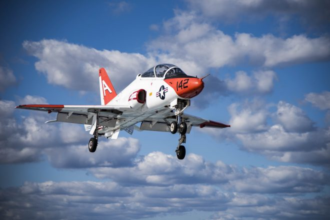 Navy, Marines Still Struggling with T-45C Trainer Oxygen System Failures