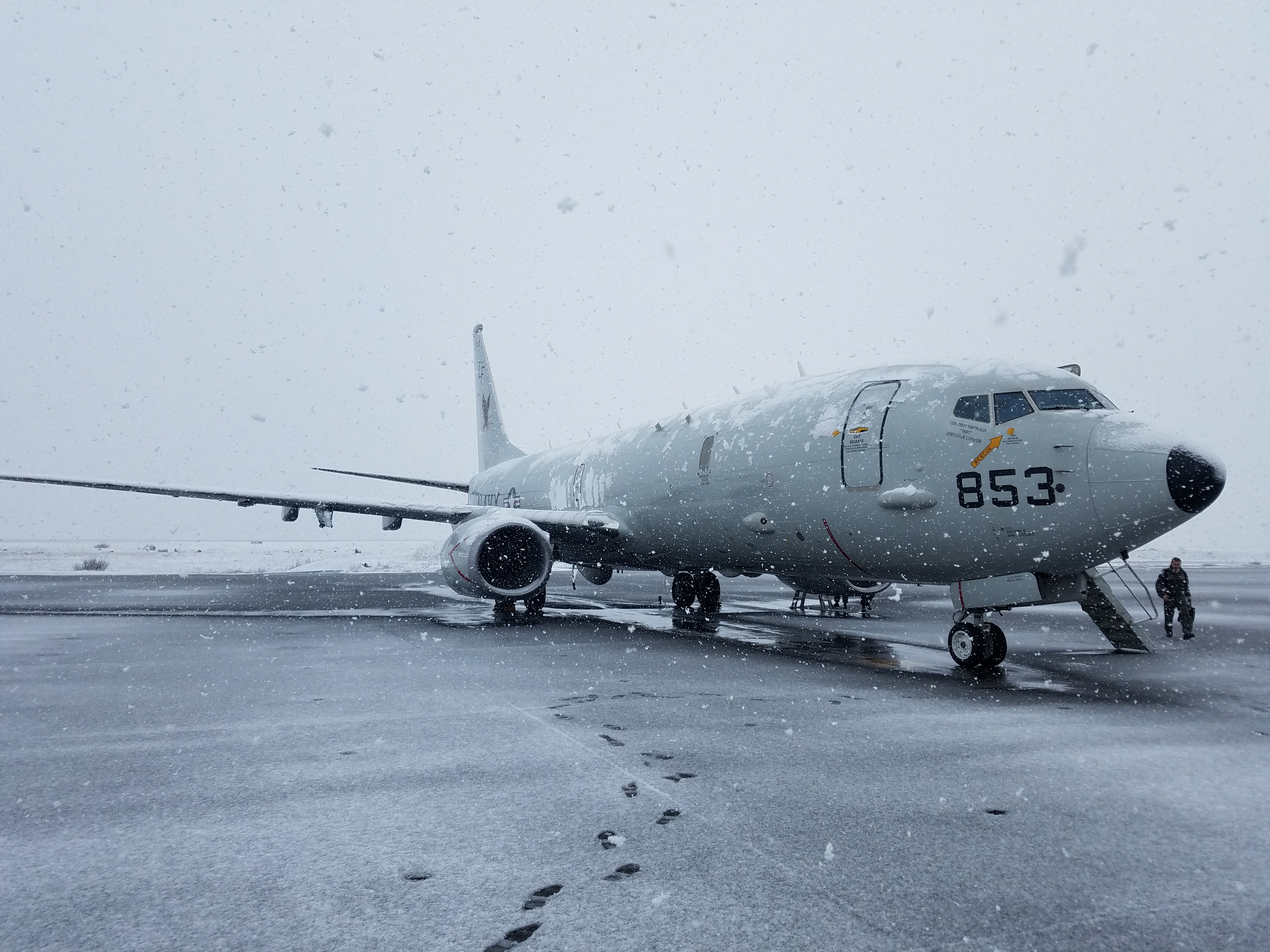 Iceland Embracing Its Strategic Location By Supporting NATO Air