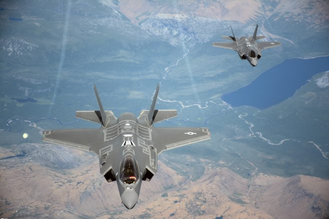 Lockheed Martin: F-35 Production on Track Even as Congress Mulls Barring Turkey's Participation