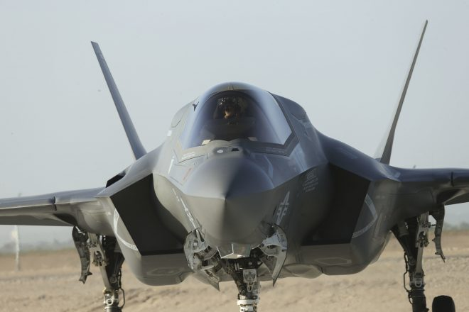UPDATED: F-35B Operations in Yuma Resume After Temporary Halt Due to Software Update Issues