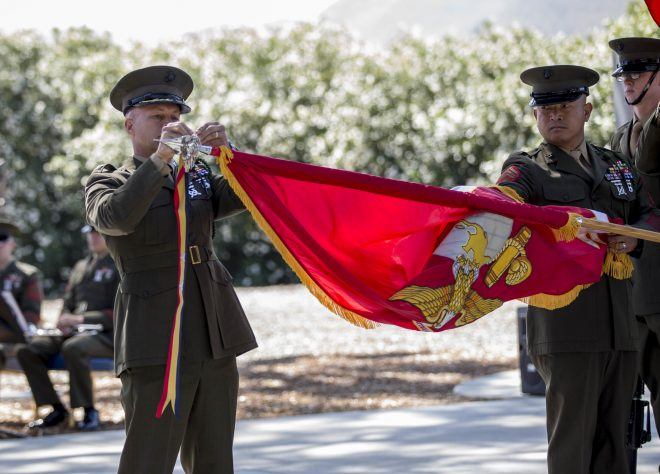 Regimental CO: 5th Marines Turns 100, Honors Long Battle Legacy