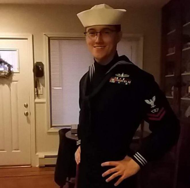 Navy Identifies Lost USS Normandy Sailor as Christopher W. Clavin; Search Continues off North Carolina