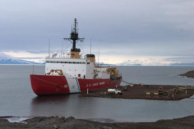 Document: Report to Congress on Coast Guard Icebreaker Program
