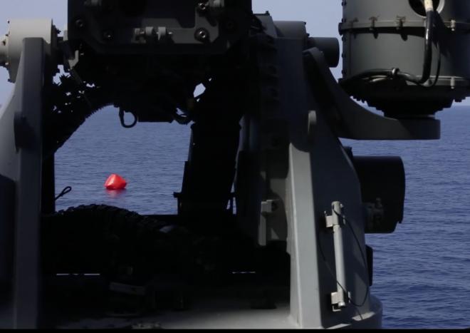 Video: U.S. Navy 'Killer Tomato' Shoot