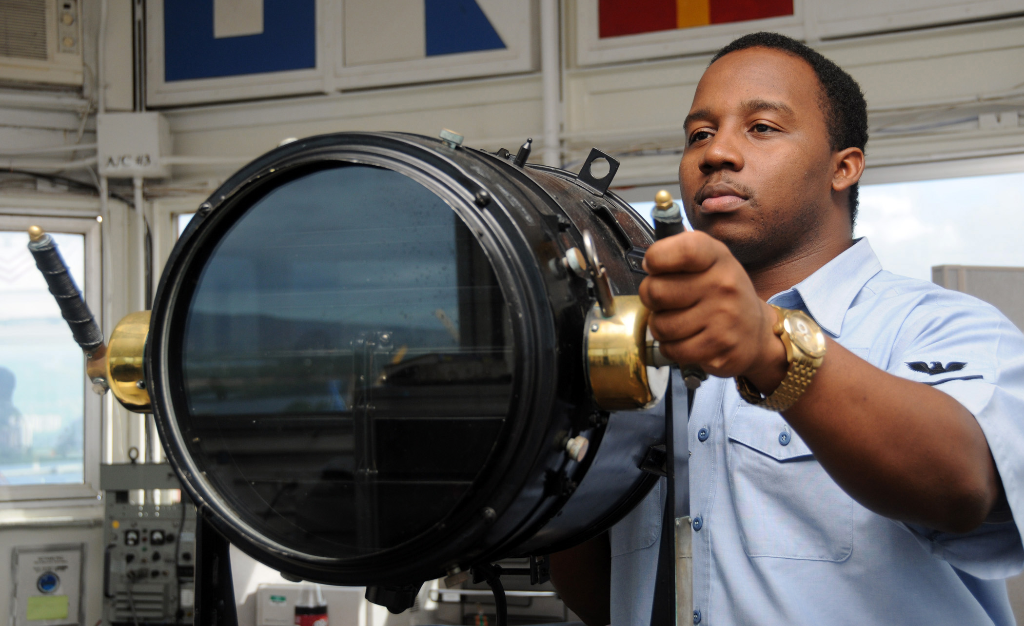 Office of Naval Research Set to Upgrade the 200-Year-Old Signal ...