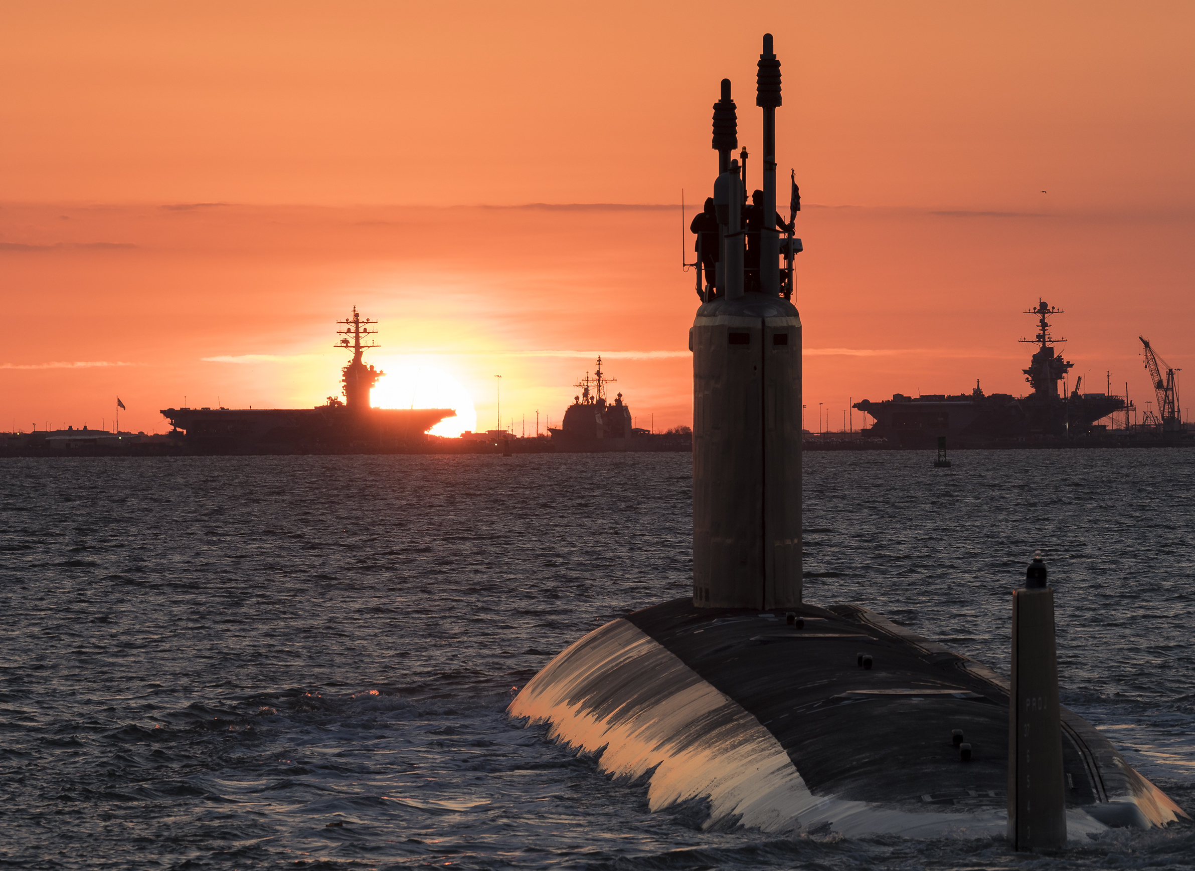 Virginia Block VI Subs Will Focus on Special Operations, Unmanned