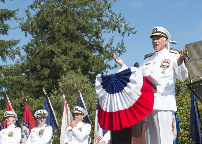 Pentagon Nominates 5th, 3rd Fleet Commanders, Announces OPNAV Staff Appointments