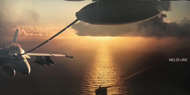MQ-25 Stingray Unmanned Aerial Tanker Could Almost Double Strike Range of U.S. Carrier Air Wing