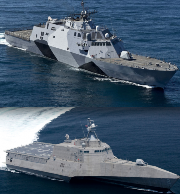 Report to Congress on Navy Littoral Combat Ship/Frigate (LCS/FFGX) Program