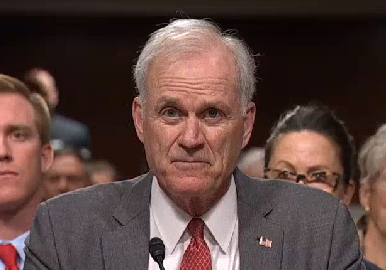 SECNAV Nominee Richard V. Spencer Pledges Transparency, Acquisition Reform in SASC Hearing