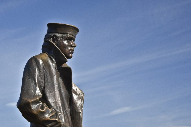 Congress Questions Navy's Plan to Phase Out Iconic Peacoat