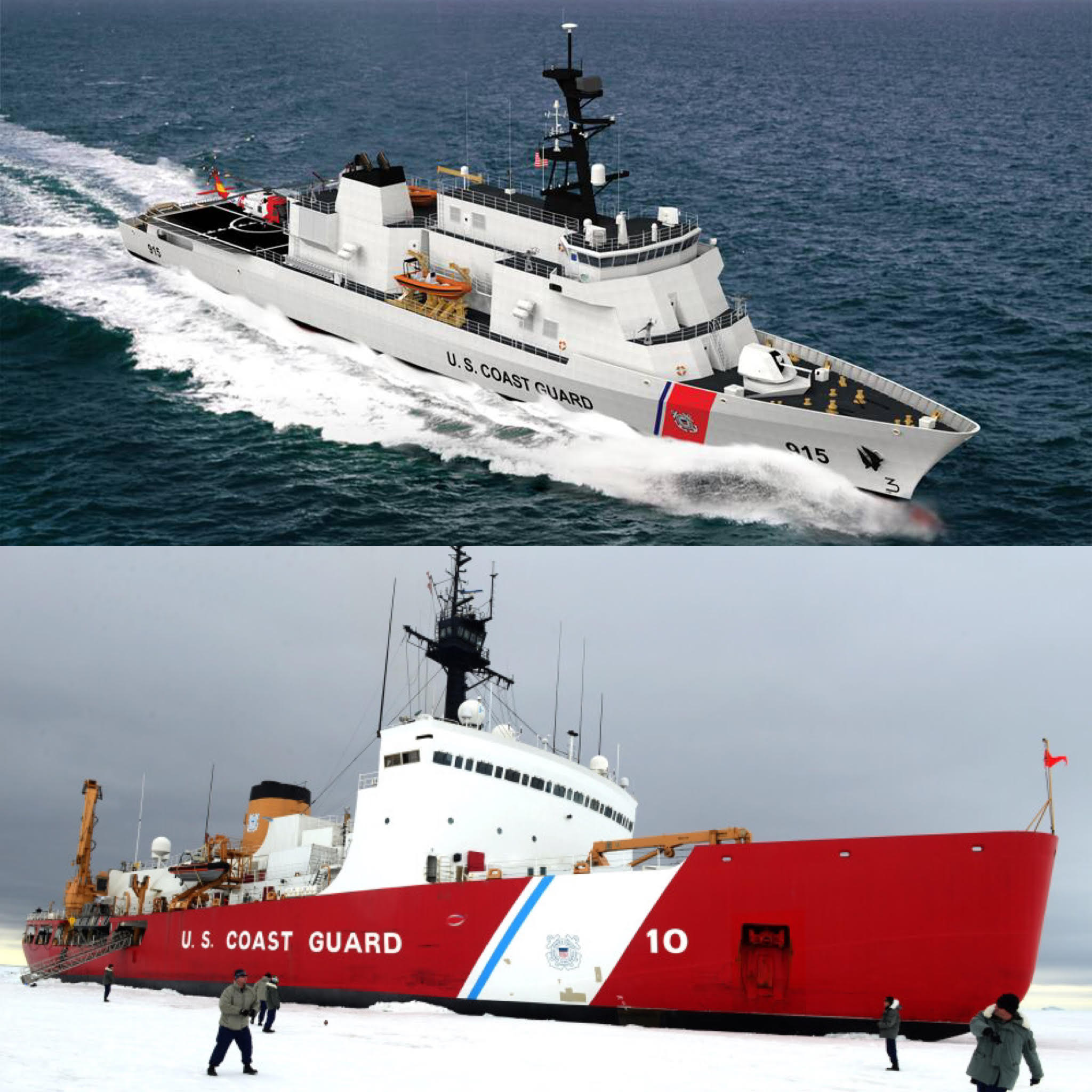 Coast Guard Archives - USNI News