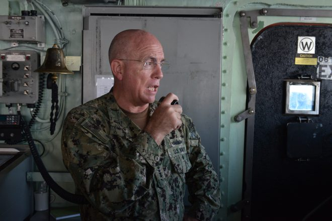 Tidd: SOUTHCOM is Shifting From Tactical to Strategic Outlook in Illegal Trafficking Fight