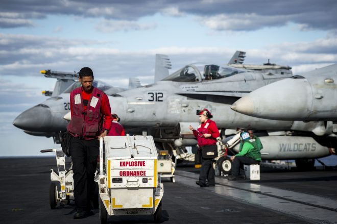 Navy Proves High Readiness Levels During Carrier's Sustainment Phase Leads to Maintenance Savings Later