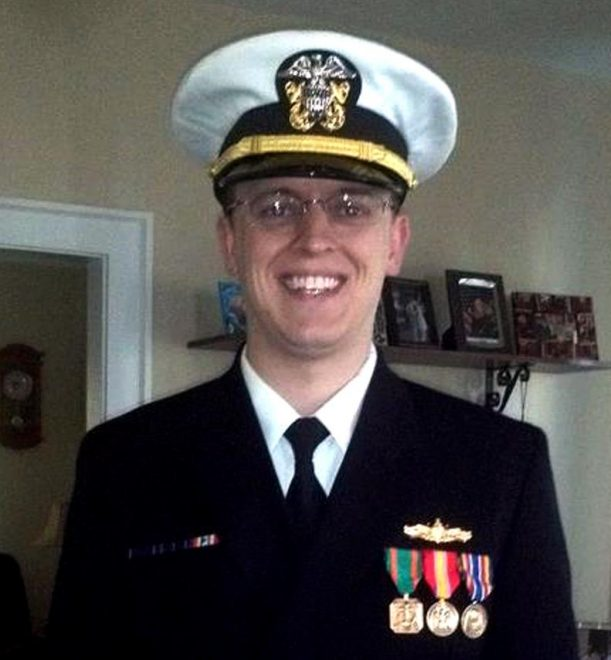 Navy Identifies Missing USS Stethem Sailor as Lt. Steven D. Hopkins