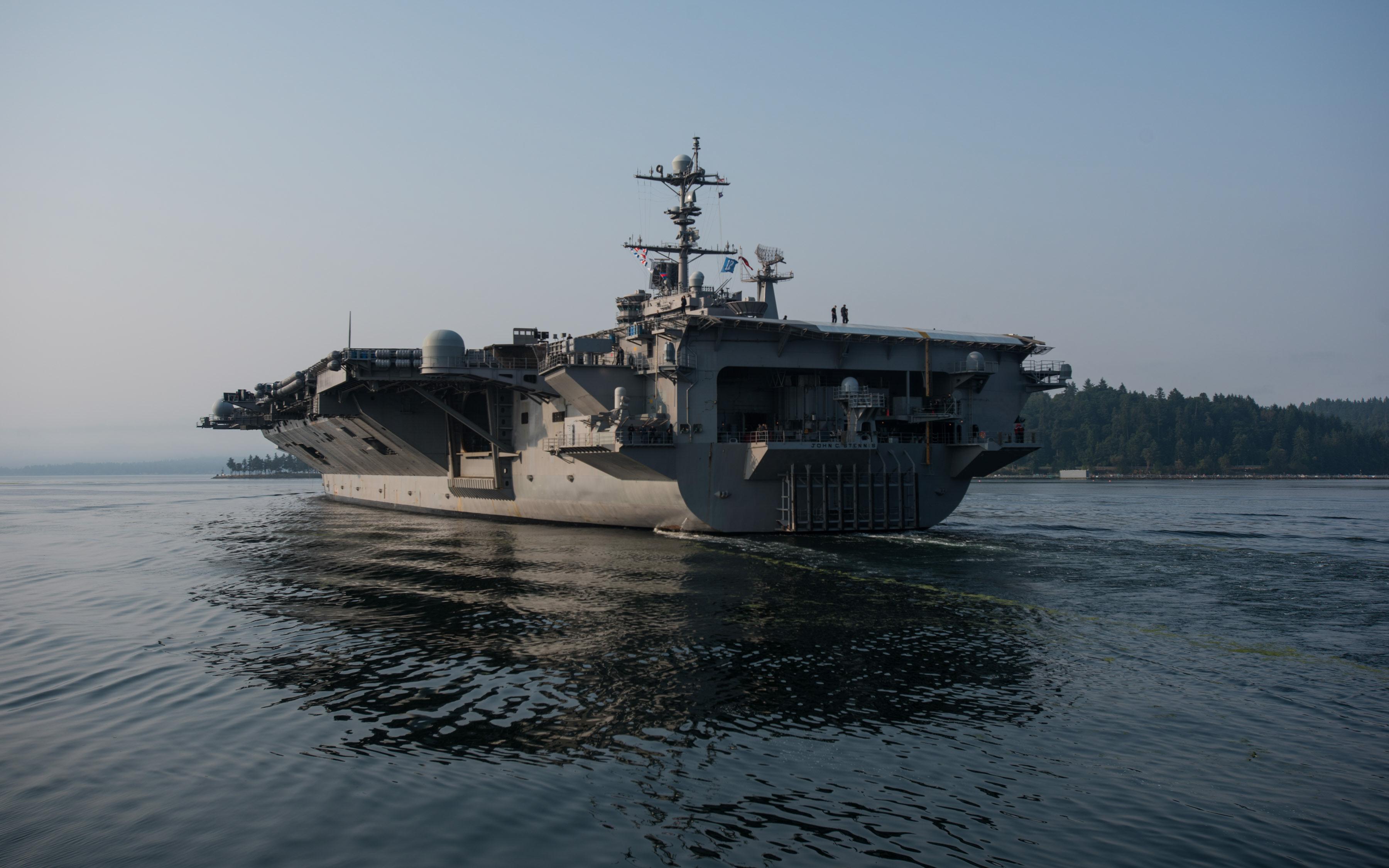 USS John C  Stennis Archives - USNI News
