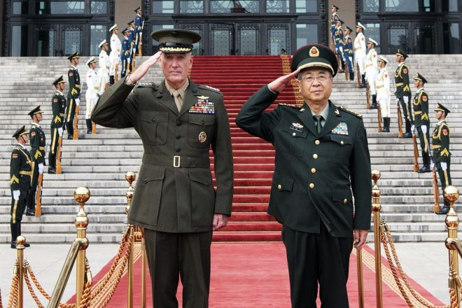 New U.S., Chinese MIlitary Communications Agreement Follows Years of Naval Engagement