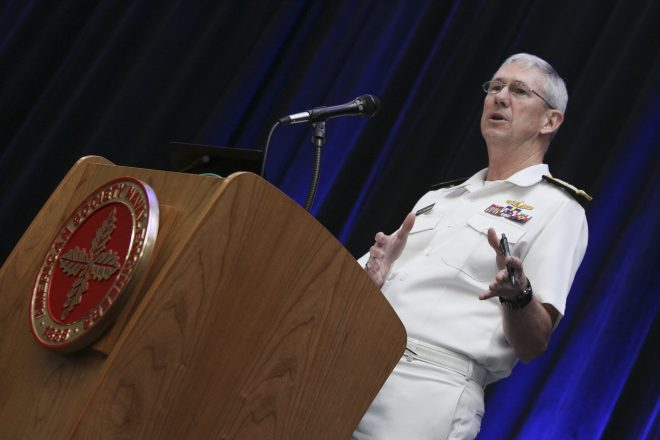 NAVSEA: Navy Hybrid Path to 355-Ship Fleet Could Only Take 10 to 15 Years