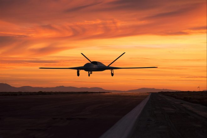 General Atomics: Our MQ-25A Stingray Design will be 'Optimized' for Navy's Needs