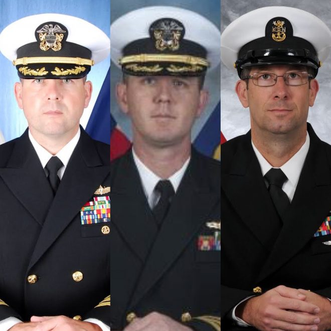 USS Fitzgerald Command Triad Removed Following Early Investigation Results