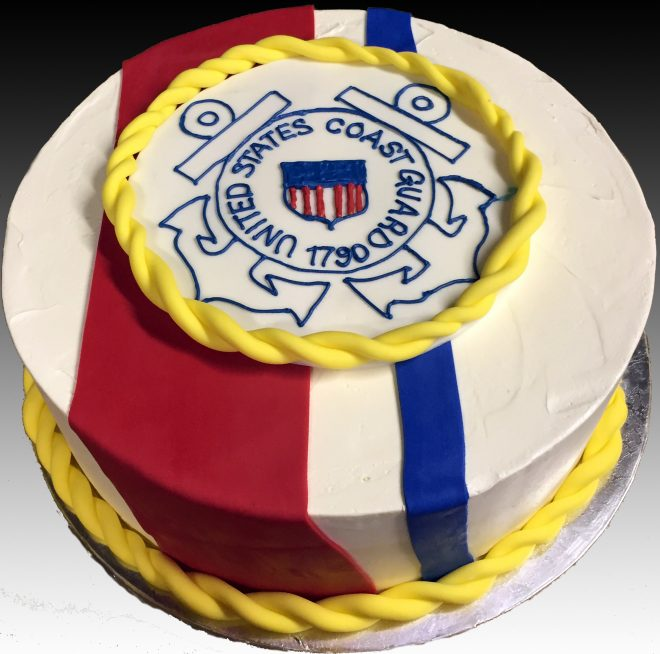 Document: U.S. Coast Guard Message on its 227th Birthday