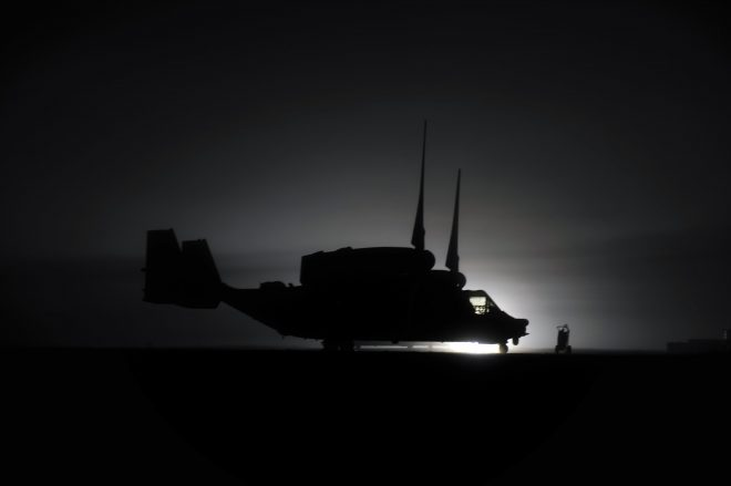 V-22 Osprey Suffers 'Hard Landing' in Syria, Two Service Members Injured