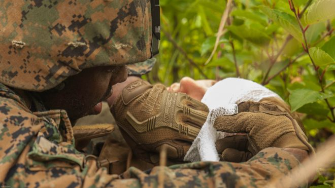 Marines Fielding Freeze-Dried Plasma in October to Improve Lifesaving on the Battlefield