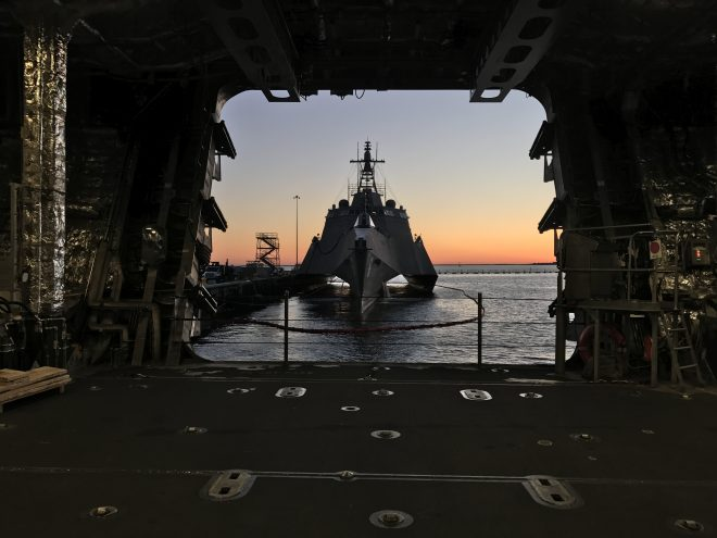 Littoral Combat Ship, Mission Package Testing Activity At All-Time High
