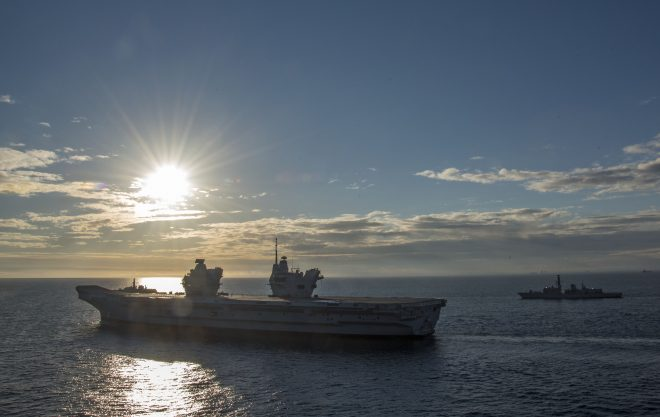 U.S. Navy Research Chief Urges Caution as British Admirals Begin Dash for Autonomy