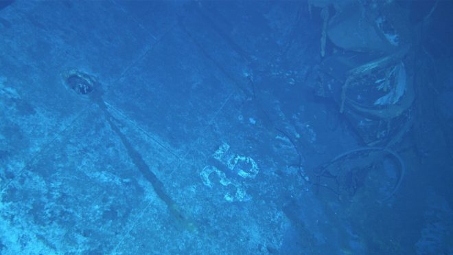 PBS Broadcast Shows USS Indianapolis is a 'Well Preserved' Hull