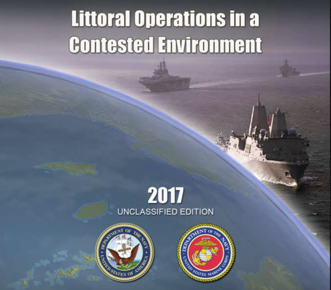 Document: Marine Corps Littoral Operations in a Contested Environment Concept