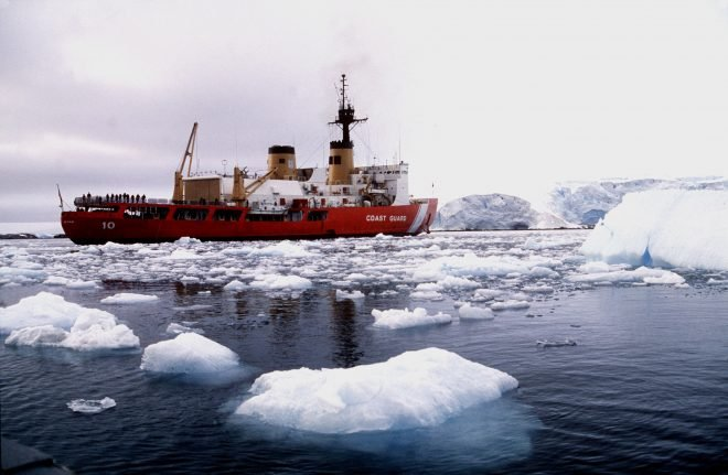 RFP For New Coast Guard Heavy Icebreaker Expected This Month