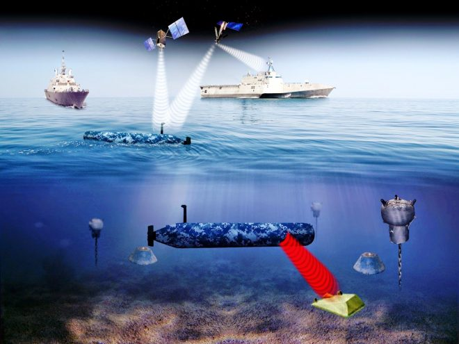 Navy Racing to Test, Field Unmanned Maritime Vehicles for Future Ships