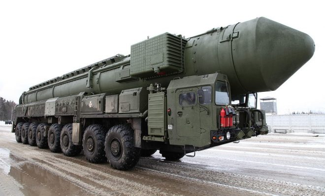 Report: Russia Continues to Use Nuclear Threats to Intimidate Neighbors