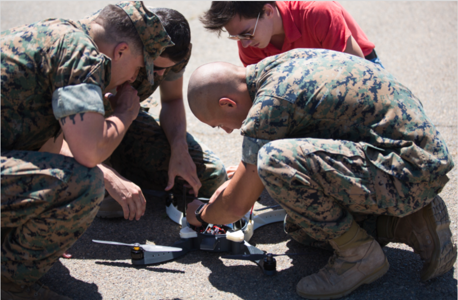 Marines 3d Printed Nibbler Drone Creating Lessons Learned On - Usmc-counter-intel