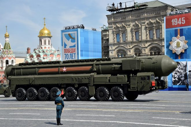 Report to Congress on Russian Nuclear Weapons
