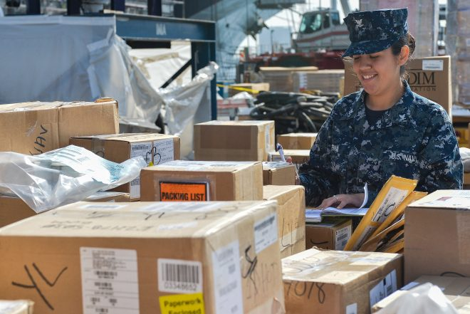 Navy, Marine Corps Must Now Account for Logistics in Exercises, Wargames