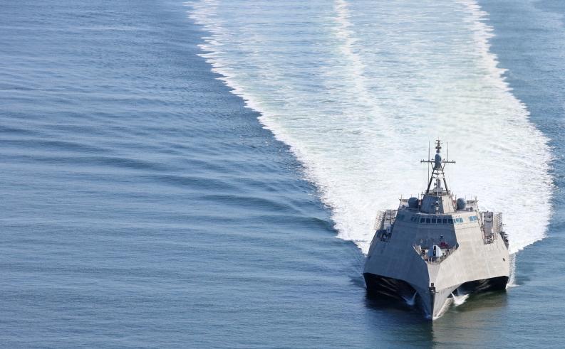 Navy Awards Remaining 2017 Littoral Combat Ships
