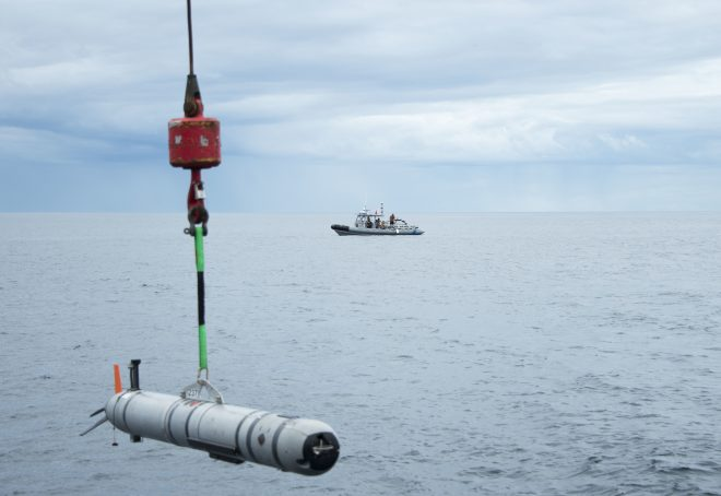 Mine Countermeasures Evolving Towards Mix-And-Match Capabilities, Personnel