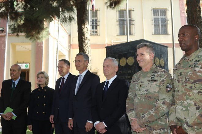 Mattis, Dunford: War In Afghanistan Not Nearing an End Yet, But Clear Progress Being Made