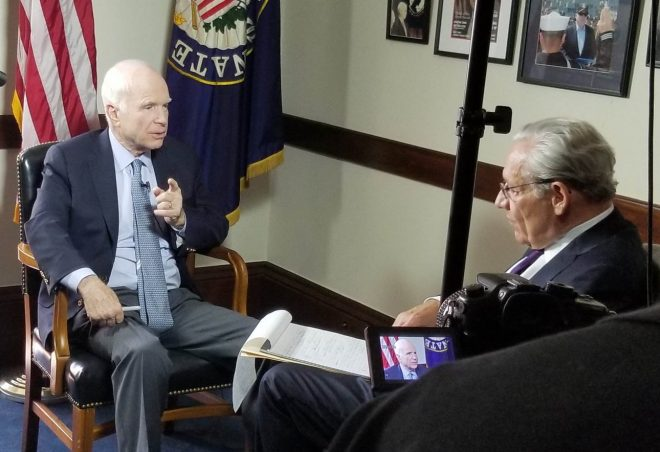 VIDEO: John McCain Says Negotiating with North Korea is 'Odious Option'