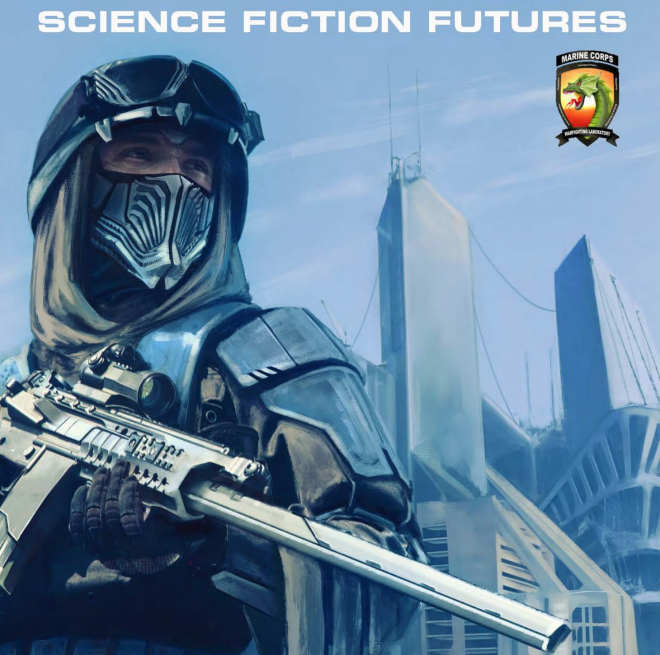Marines Solicit Science Fiction Stories to Imagine the Future of Conflict