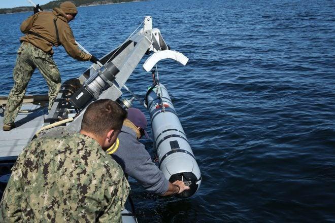 Navy Creating Continual Improvement Program for UUVs through OPNAV, Fleet, NAVSEA