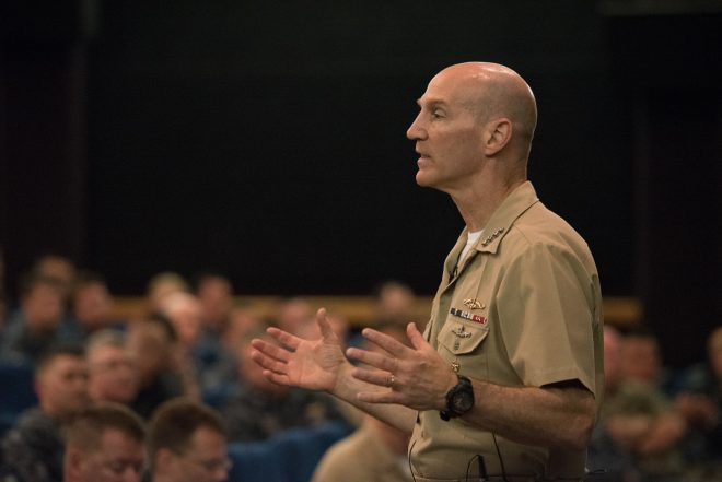 Head of Naval Reactors Appointed to Oversee Additional Disciplinary Action for McCain, Fitzgerald Collisions