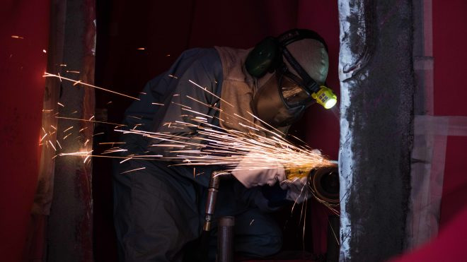 Shipbuilding Industry Struggles to Recruit And Retain Workforce