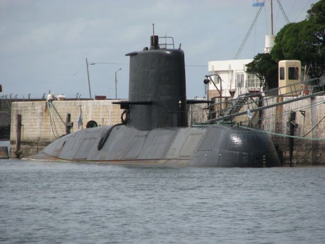 Water Entered Missing Argentine Sub Through Snorkel Before Detected Explosion